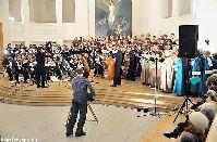 Гала-концерт – «Аплодисменты Богу»